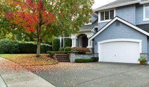 house image for fall hvac maintenance tips